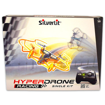 Silverlit: HyperDrón alap készlet - több színben - CSOMAGOLÁSSÉRÜLT