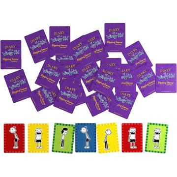 Egy ropi naplója: Flúgos forgatás kártyajáték - . kép