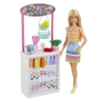Barbie: Feltöltődés, Smoothie bár játékszett