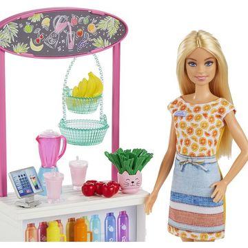 Barbie: Feltöltődés, Smoothie bár játékszett - . kép