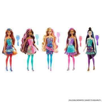 Barbie: Color Reveal Irány a buli meglepetés baba - . kép