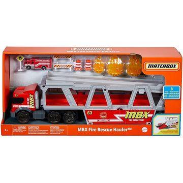 Matchbox: Tűzoltósági trailer kiegészítőkkel - . kép