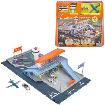 Matchbox: Repülőtér pályaszett