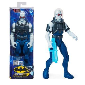 DC Batman: Bat Tech, Figurină de acțiune Mr. Freeze - 30 cm