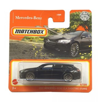 Matchbox: Mașinuță 2020 Mercedes-Benz CLA Shooting brake
