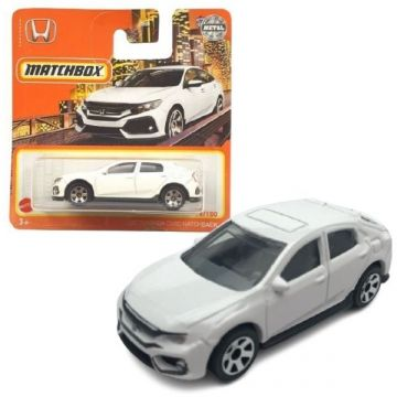Matchbox: Mașinuță 2017 Honda Civic Hatchback
