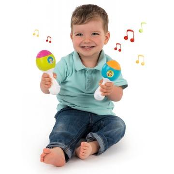 Smoby: Cootoons zenélő hangszerek - 3 db - . kép