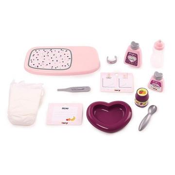 Baby Nurse: Set de joacă pentru îngrijirea bebelușului - .foto