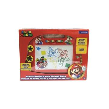 Lexibook: Super Mario tablă magnetică de desen - .foto