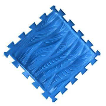 Ortho Puzzle: Ortopédiai masszázs szőnyeg - Hullámok