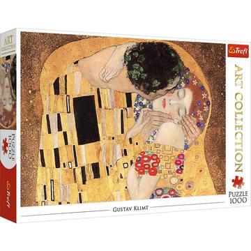 Trefl: Sărutul - puzzle cu 1000 piese