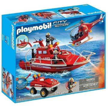 Playmobil: Speciális tűzoltók 9503 - . kép