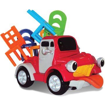 Pick-up Pete székpakolós társasjáték önjáró autóval - . kép