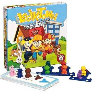 Logiktown társasjáték