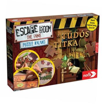 Escape Room Puzzle társasjáték