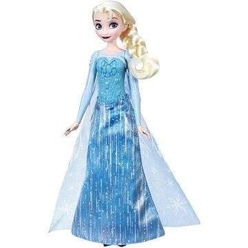 Disney hercegnők Jégvarázs 2 : Dallamot játszó Elza baba
