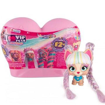 I Love VIP Pets: Cățeluș cu coafură fabuloasă - Mini-figurină surpriză