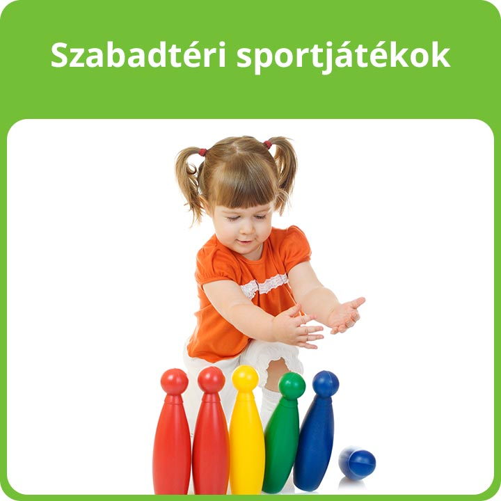 Szabadtéri sportjátékok