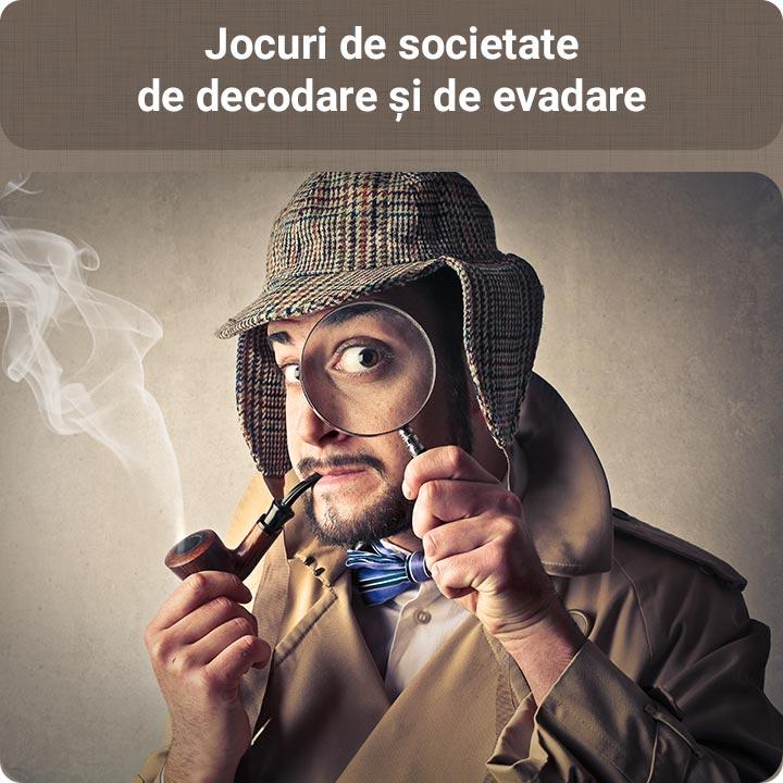 Jocuri de societate Sparge codul