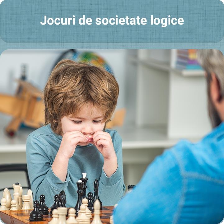 Jocuri de logică