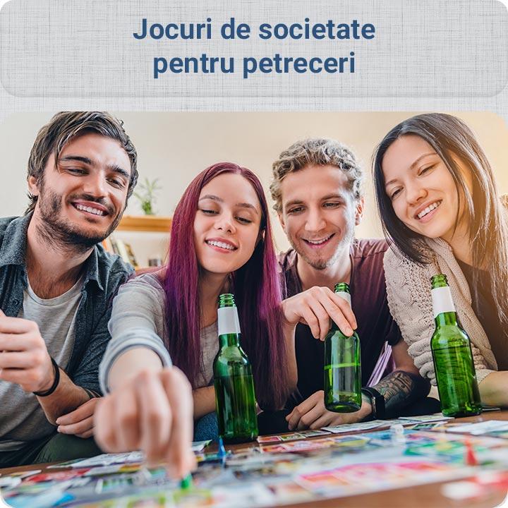Jocuri de societate de petrecere
