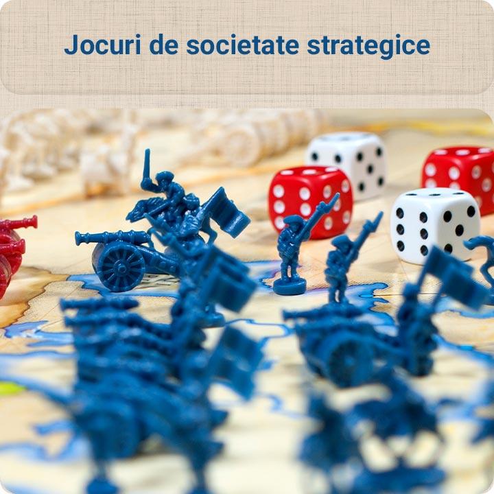 Jocuri de societate strategice