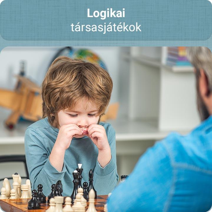 Logikai társasjátékok
