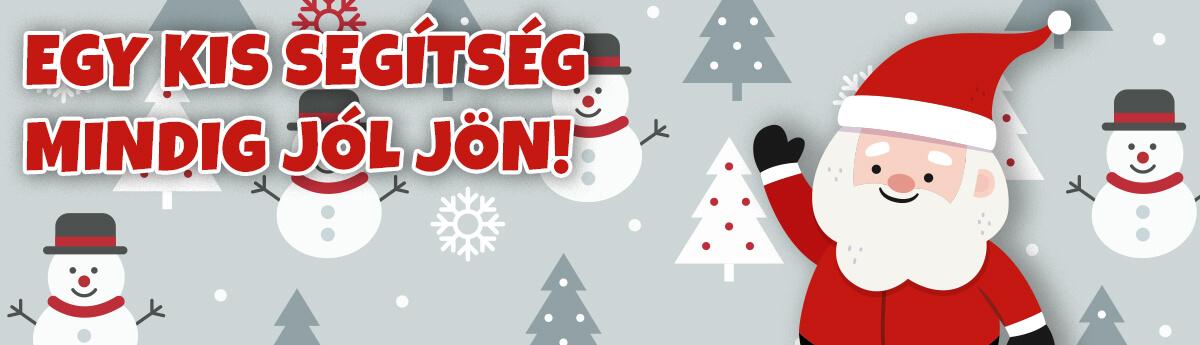 Karácsonyi információ