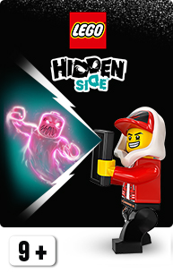 LEGO Hidden Side 2019