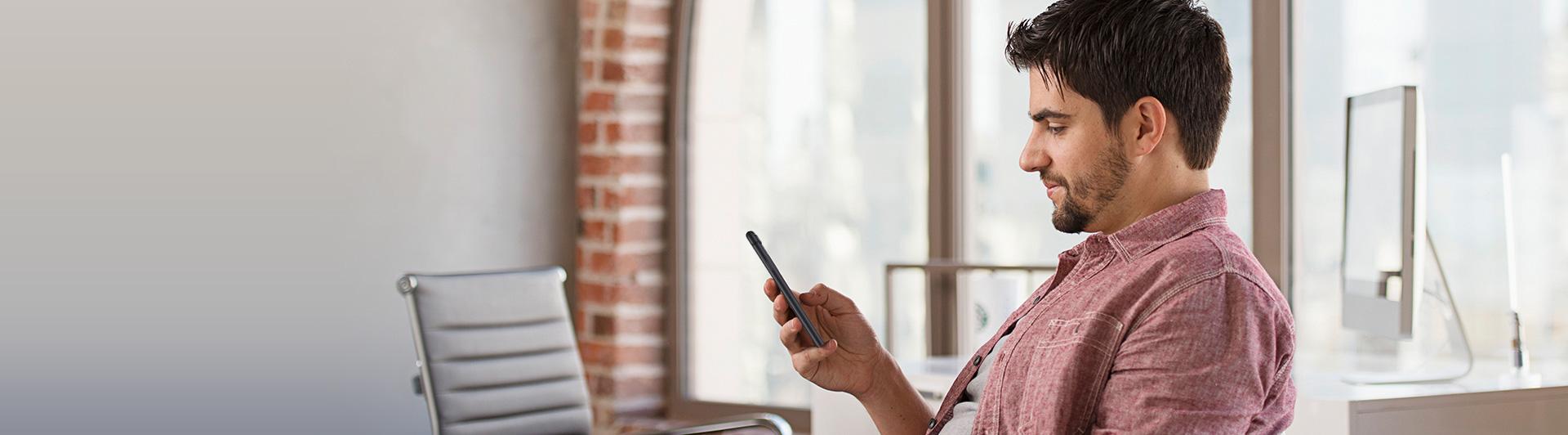 Mobilos erős ügyfélhitelesítés