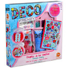 Deco Frenzy: tematikus nagy szett - díszíthető napló