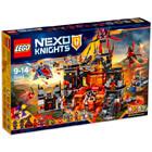 LEGO NEXO KNIGHTS: Jestro vulkáni búvóhelye 70323
