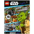 LEGO Star Wars: Keresd a kémdroidot! - LEGO figurával