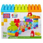 Mega Bloks: 123 számvonat dobozban