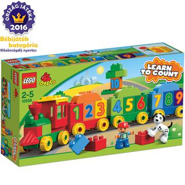 LEGO DUPLO: Számvonat 10558