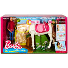 Barbie Dream Horse: Intelligens lovacska Barbie babával