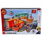 Sam, a tűzoltó: tűzoltóállomás figurával