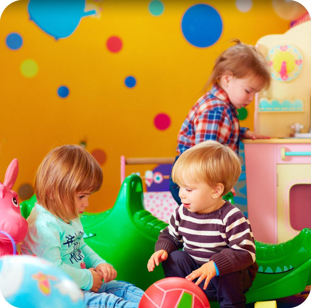 Játszótér ovisoknak (3-6 éves korig)